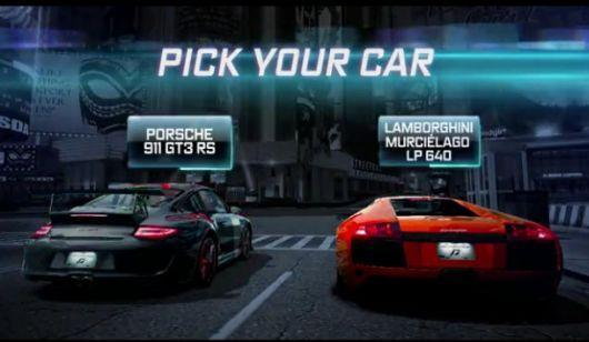 Need for Speed World's Gamescom trailer has a lead foot
