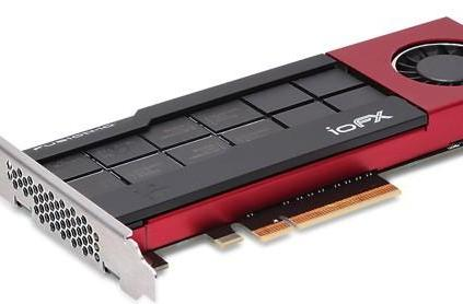 Fusion-io announces ioFX, a super-SSD that's already garnered an Oscar