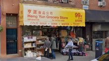 Asian Woman Punched in the Face in Chinese Store For Asking Man to Wear Mask in NYC