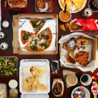 Deliveroo reveals London's most ordered meals of 2019