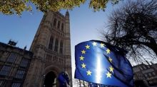 The Latest: Official says EU needs clarity to delay Brexit