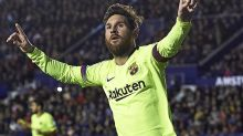 Messi makes more history with incredible 17-minute hat-trick