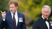 Prince Harry's 'deeply personal note' for Prince Charles