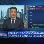 Tilray CEO: I anticipate future conversations with alcoho...