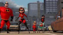 'Os Incríveis 2' bate recorde e se torna maior estreia de uma animação em todos os tempos