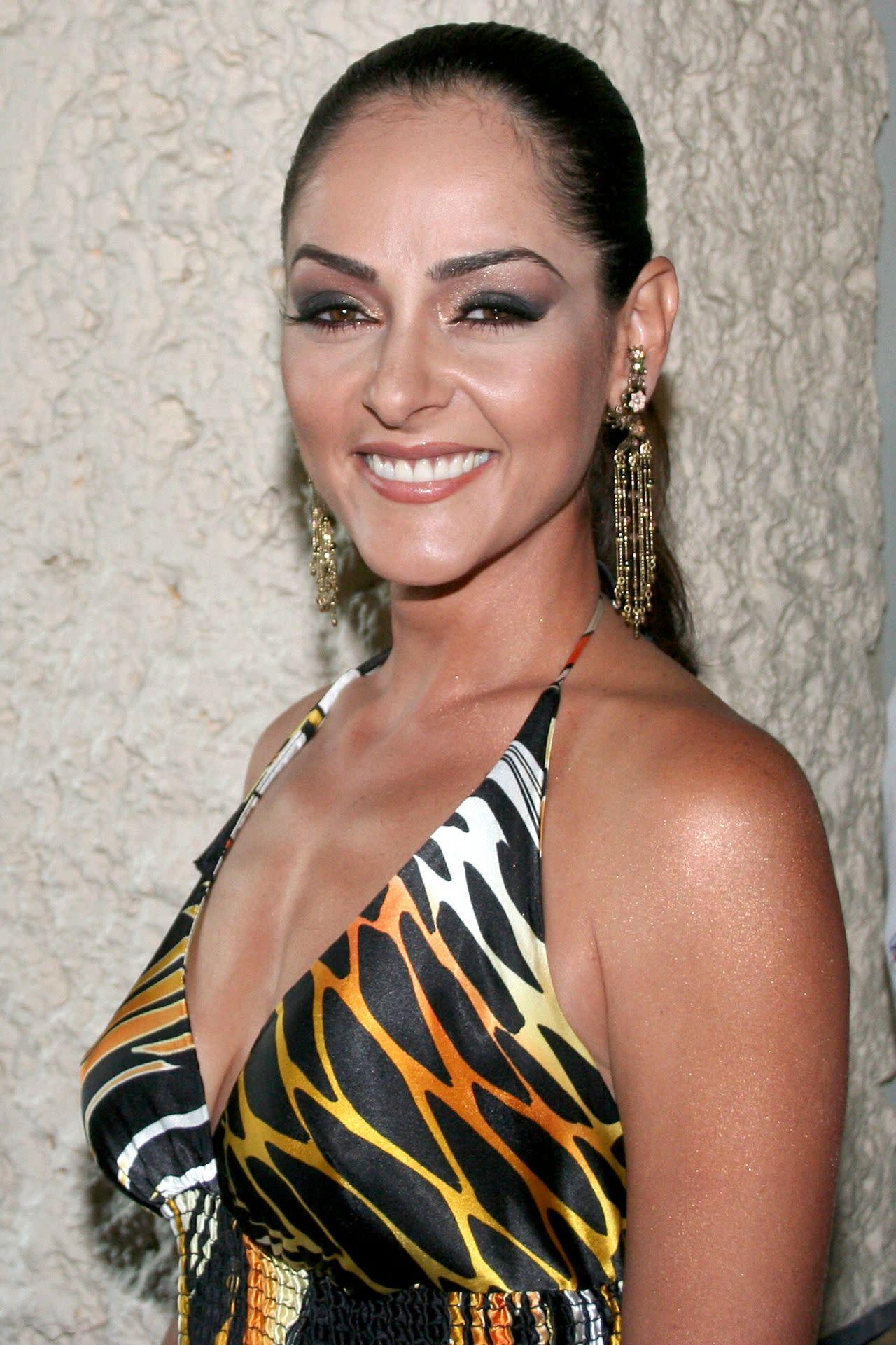 Andrea Garcia H Extremo andrea garcía posará nuevamente desnuda