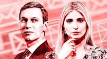 Democrats accuse Ivanka Trump and Jared Kushner of violating law with private emails