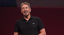 Larry Ellison loves to rail against Amazon but this analyst says Microsoft is the real enemy