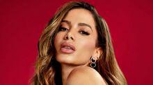 """Anitta revela três novas tatuagens: """"Tudo a ver comigo"""""""