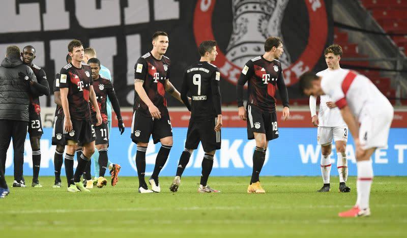 Bayern Stuttgart