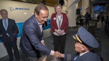 United Airlines joins Boeing to upgrade museum aviation exhibit