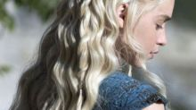Hair goals: le trecce di Daenerys in 'Game of Thrones'