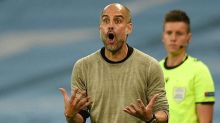 'No second chance': Guardiola warns City of Lyon shock in Champions League