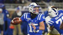 Duke football backup quarterback Chris Katrenick opts out of 2020 season