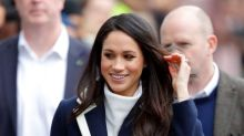 Meghan Markle's perfect fall J.Crew coat is back in stock