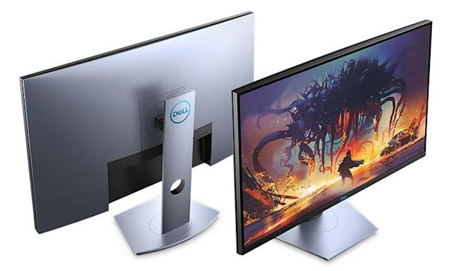 Dell's new gaming monitors focus on high refresh rates