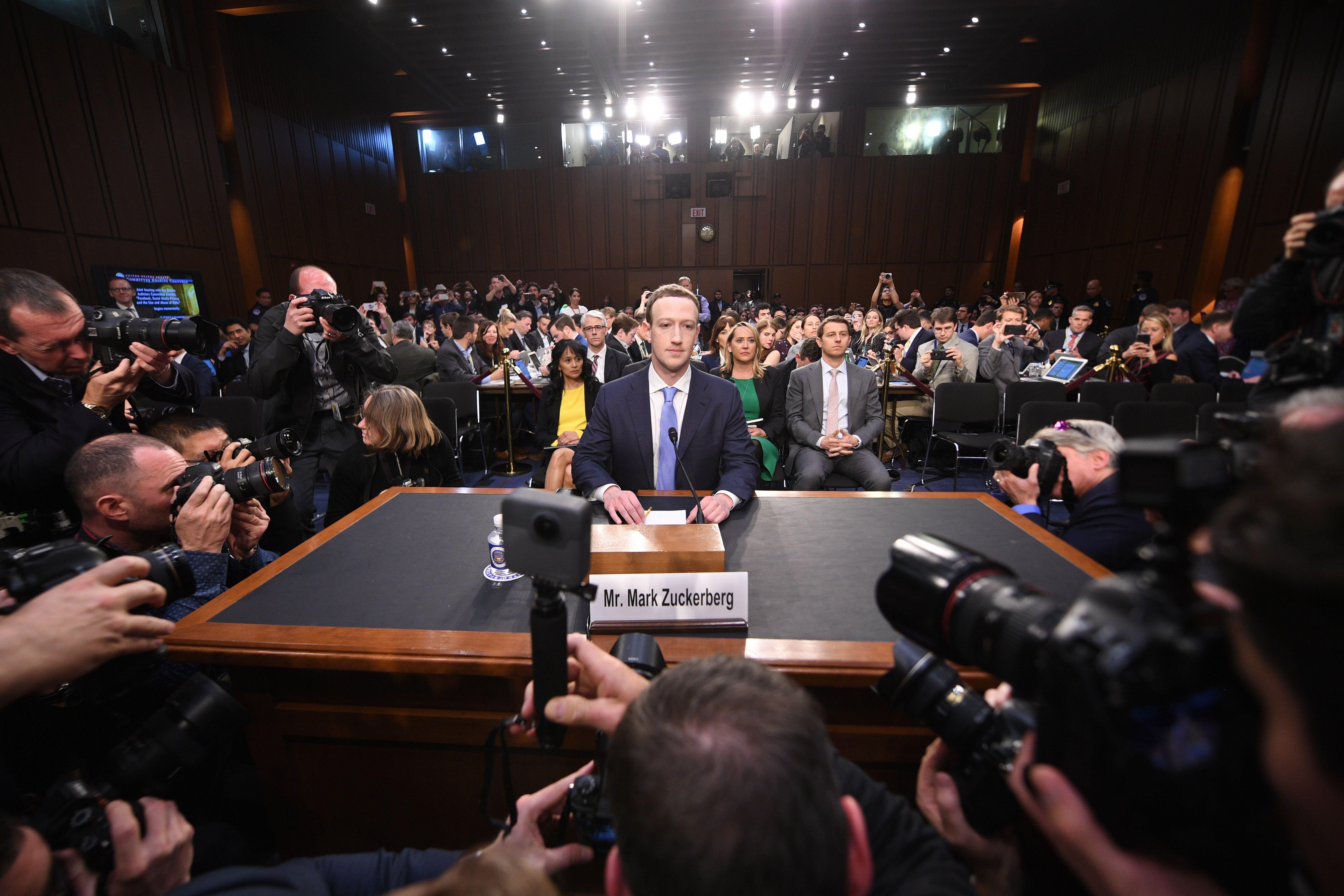 Mark Zuckerberg may have signaled a paid version of Facebook is coming