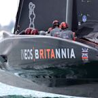 Ineos Team UK back up fantastic start to Prada Cup with third race win