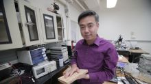 Using wood pulp and footsteps, a professor just found a new source of renewable energy