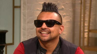 Sean Paul Talks 'Tomahawk Technique' And Being Inspired By Usain Bolt
