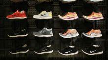 Nike Stock Falls 4%
