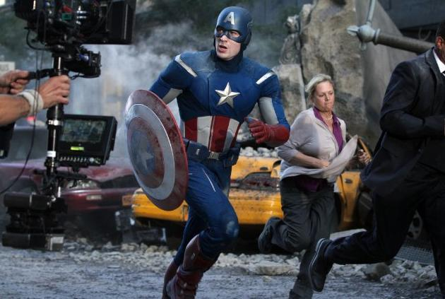 'Avengers: Infinity War' will be filmed with IMAX cameras only
