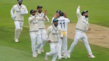 Three wickets lift India in rain-affected Southampton clash against New Zealand