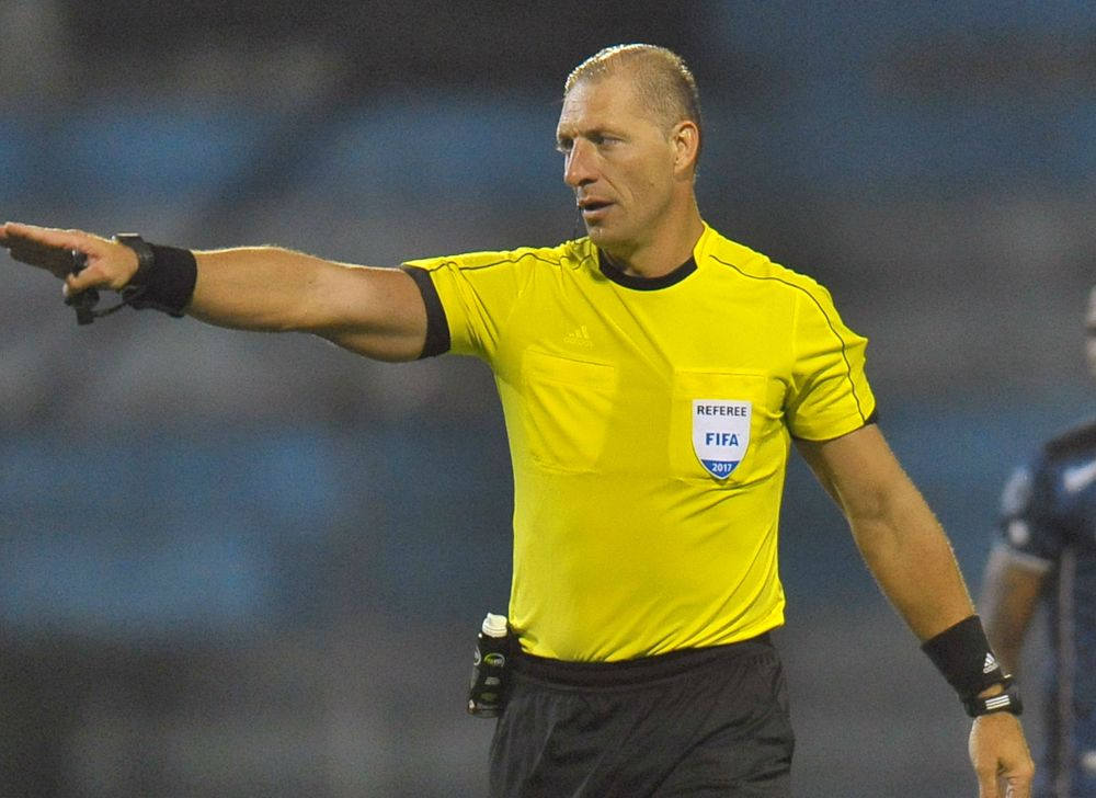 Los árbitros para la fecha 21 del Campeonato argentino