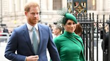 Excerpts from biography about Prince Harry and Meghan have been released