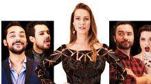 Luana Piovani, Sergio Guizé e Marco Luque estrelam trailer da comédia 'O Homem Perfeito'