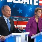 Sanders and Warren Waste No Time Going After Bloomberg at Nevada Democratic Debate