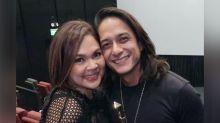 Judy Ann Santos and husband make DIY face shields