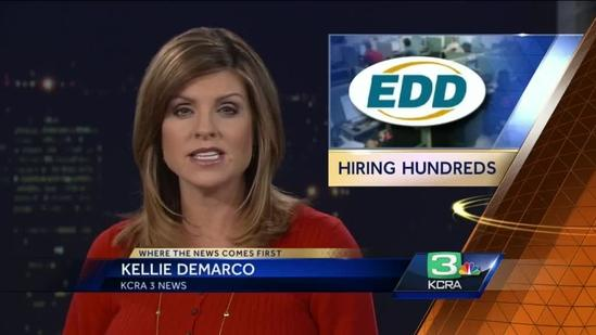 EDD hires new employees at expense of taxpayers