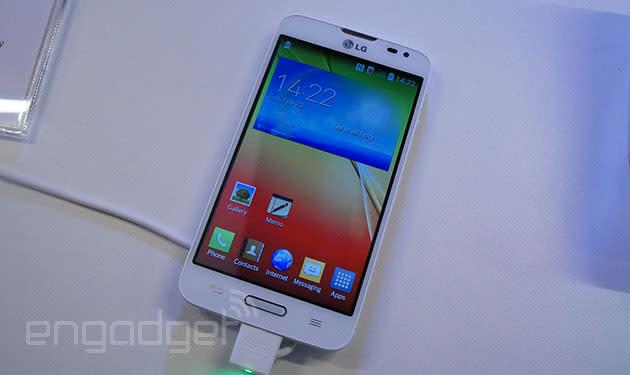 LG's L Series III budget smartphones (hands-on)
