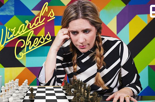 ICYMI: The internet-connected chessboard of your dreams
