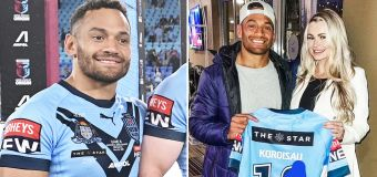 NSW star snuck woman into State of Origin camp