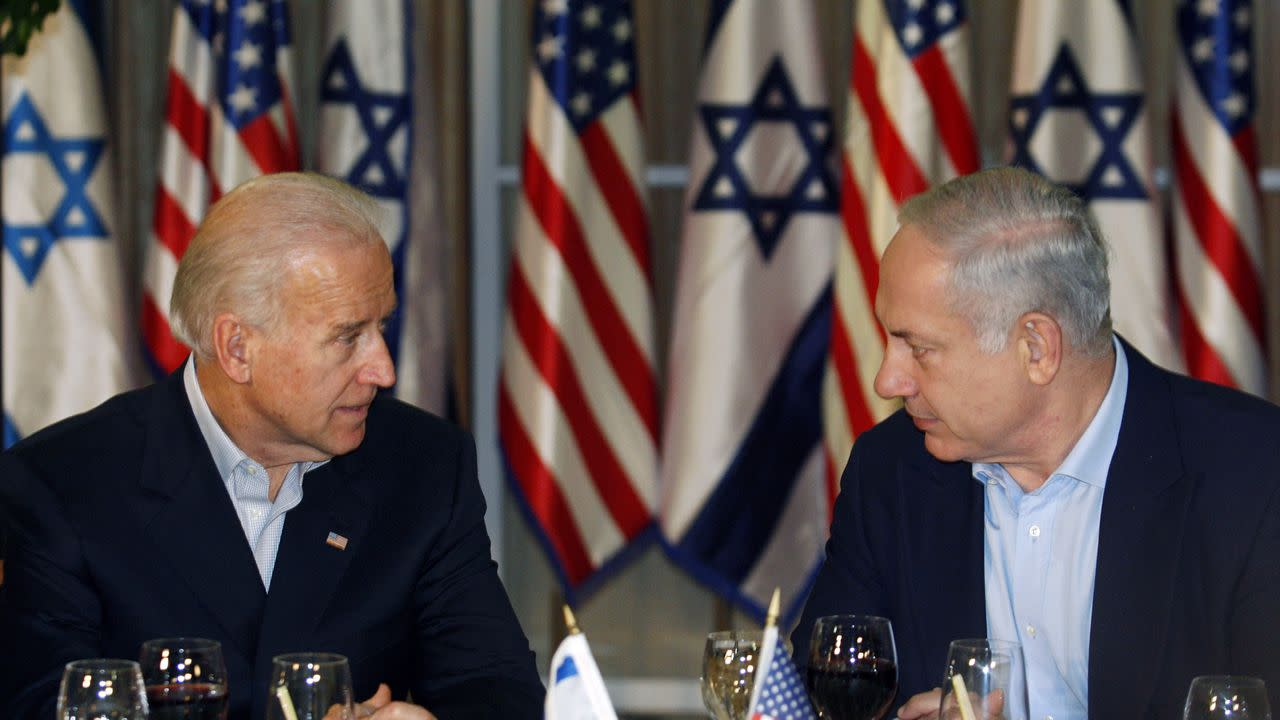 Biden finally calls Netanyahu
