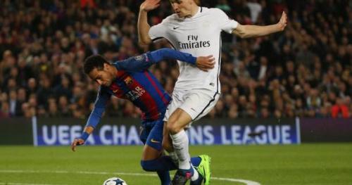 Foot - C1 - Thomas Meunier était certain de la défaite face au Barça