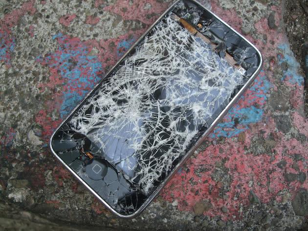 Apple nimmt bald iPhones mit kaputtem Display in Zahlung