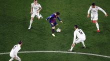 Barca need 'best Messi' for key Clasico