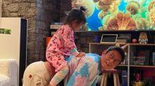 Edison Chen moves to California, transformed into a family man
