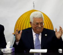 Palestinian president rejects tax money from Israel