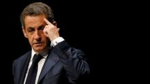 French ex-president Sarkozy in custody in campaign funding probe: source