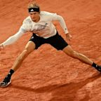 U.S. Open runner-up Zverev wins first match at French Open