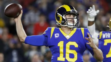 Watch: Goff, Rams dominating Seahawks