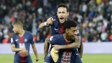 Neymar vuelve y PSG festeja título con victoria