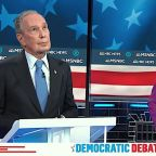 Warren: Bloomberg will drop 'another $100 million' just to 'erase America's memory' of the Las Vegas debate