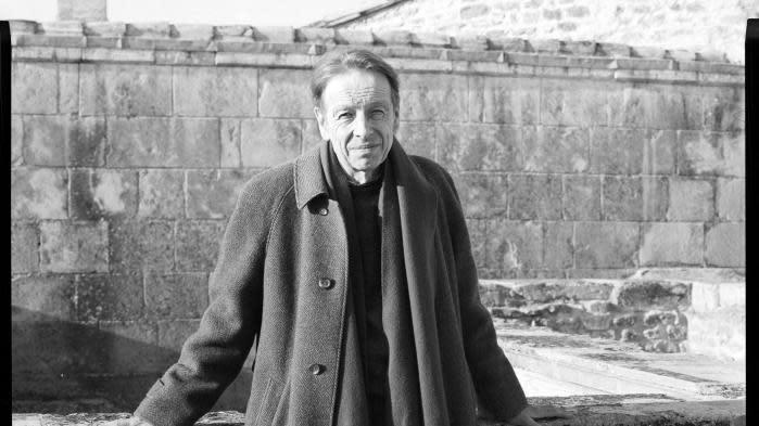 Le poète et critique littéraire Philippe Jaccottet est mort à l'âge de 95 ans