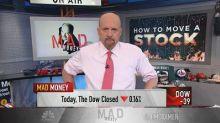 Cramer applauds Home Depot's tech-centered push: 'Tech is...