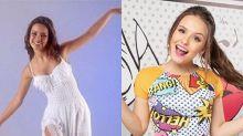 Ícones de diferentes gerações: Sandy e Larissa Manoela têm muito em comum